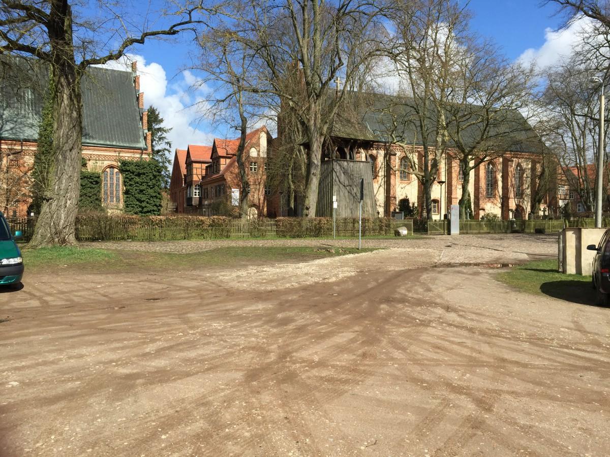 Klosteranlage von außen