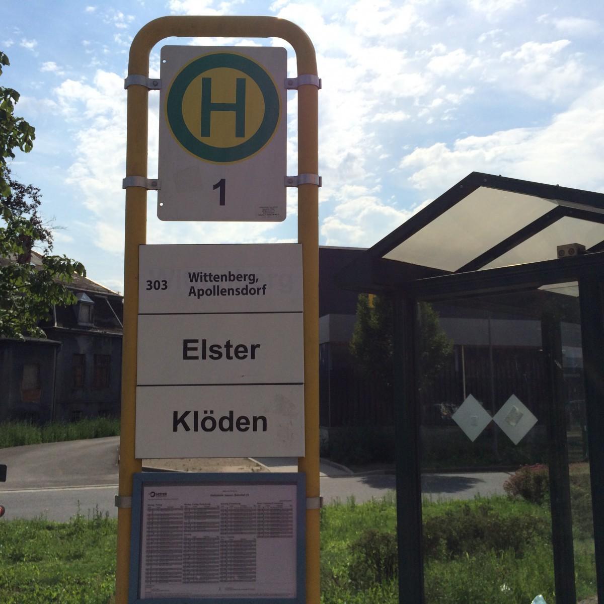 Vielversprechende Ortsnamen – Ankunft in Jessen